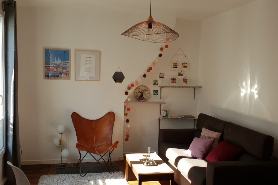 Apartment in France, Pere Lachaise