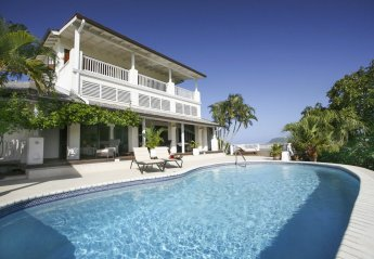 7 bedroom Villa for rent in Rodney Bay