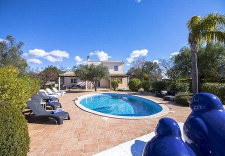 Villa in Pedragosa, Algarve