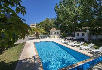 4 bedroom Villa for rent in Vale do Lobo