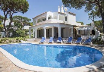 3 bedroom Villa for rent in Vale do Garrao