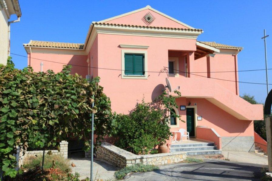 Owners abroad Nikolas Apartment Alpha