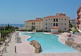 Luxury  Apartment in Chlorakas, Cyprus with Free Internet