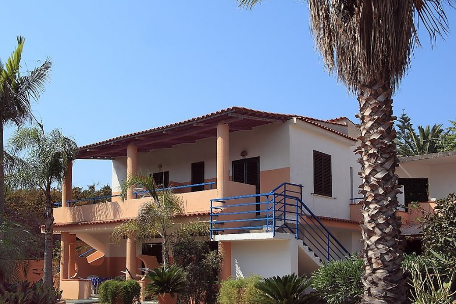Apartment in Italy, Faro Capo Vaticano