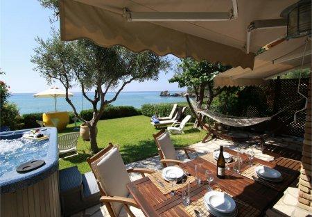 House in Glyfada beach, Corfu