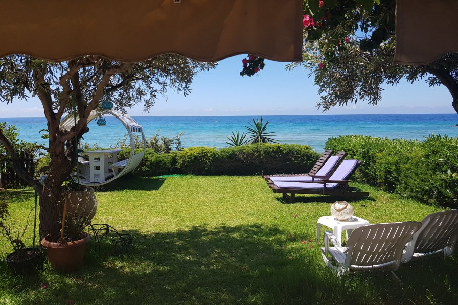 House in Greece, Glyfada beach
