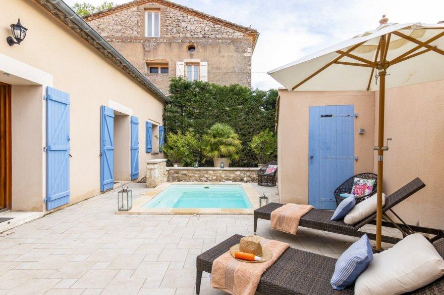 Villa in France, Montels