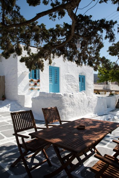 Cottage in Greece, Paros