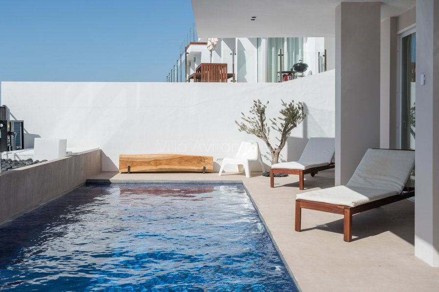 Villa in Spain, San Eugenio Alto