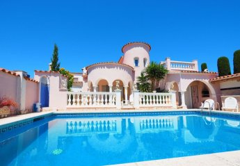3 bedroom Villa for rent in Empuriabrava