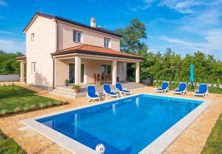 Villa in Matohanci, Croatia
