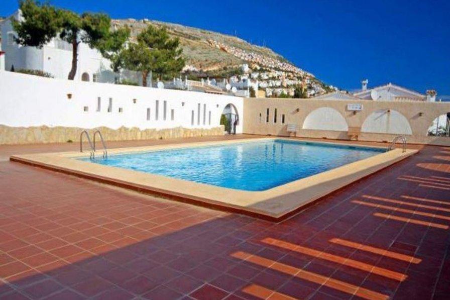 Holiday apartment in Cumbre del Sol, Costa Blanca