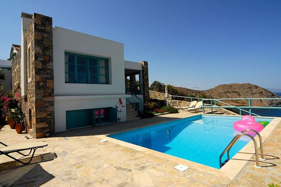 Villa in Greece, Sitia