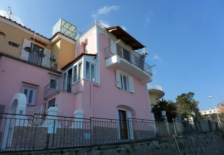House in Ischia, Italy