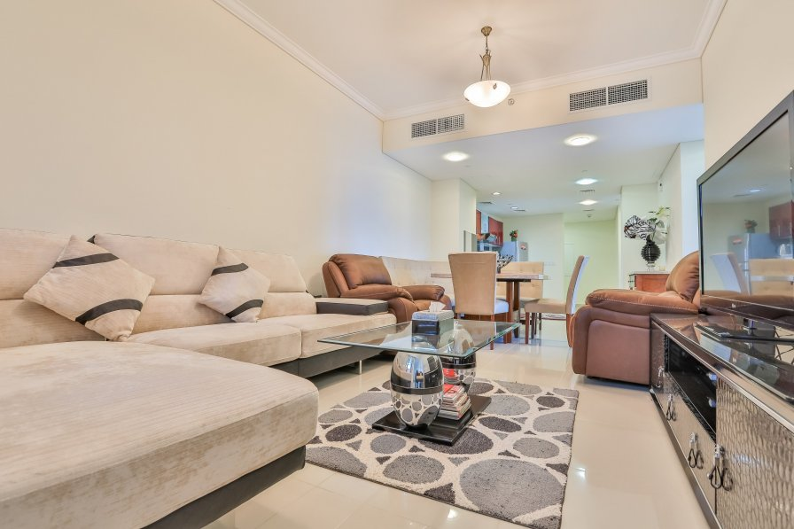 3BR with Amazing Sea View in Ocean Heights