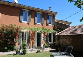 House in Oppède, the South of France