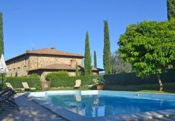 7 bedroom Villa for rent in Castel del Piano