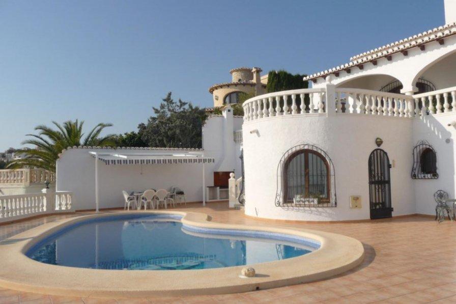 Cumbre del Sol holiday villa rental