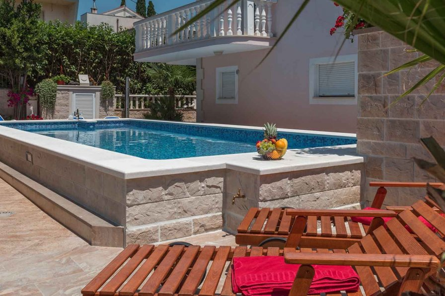 House in Croatia, Trogir