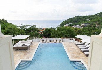 6 bedroom Villa for rent in Rodney Bay