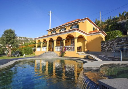 Villa in São Caetano, Madeira