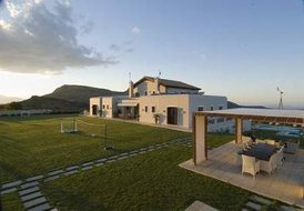 Villa in Choudetsi