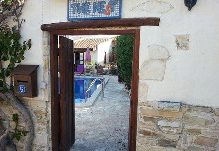 Villa in Larnaca, north, Cyprus
