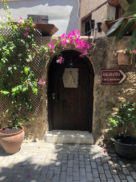 House in Cyprus, Kyrenia Town