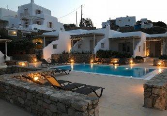 2 bedroom Villa for rent in Ornos