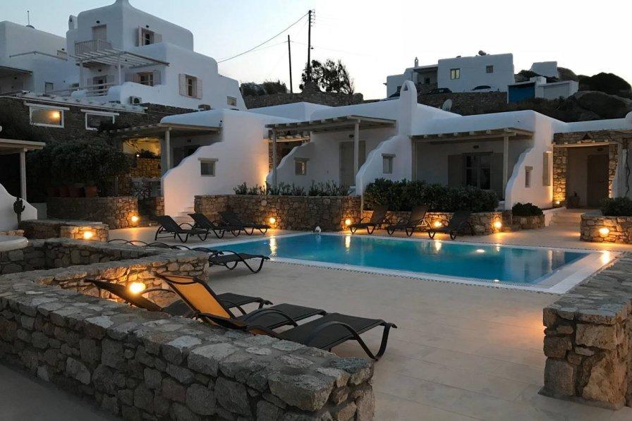Villa Allegre Ornos Mykonos