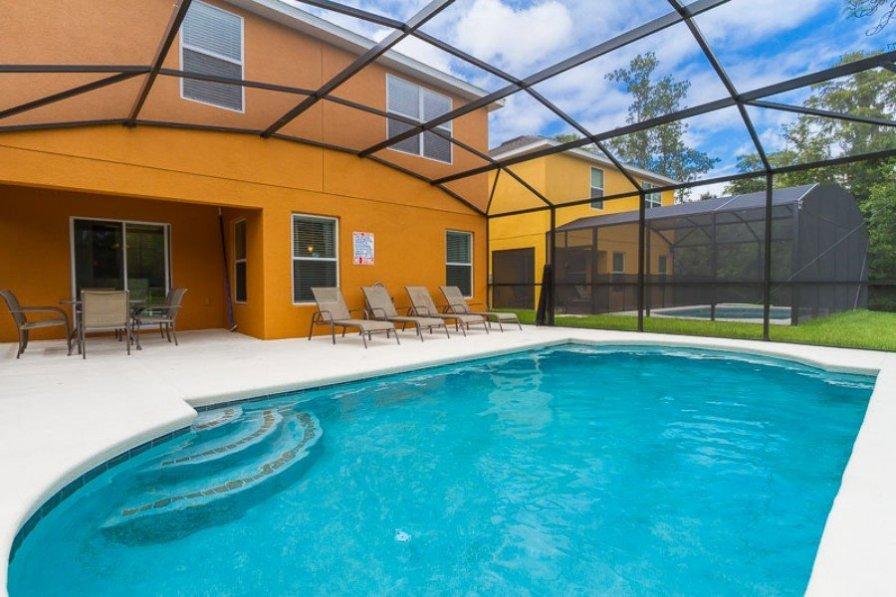 Luxus Villa Orlando Near Disney - Free High Speed WiFi