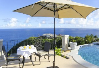5 bedroom Villa for rent in Rodney Bay