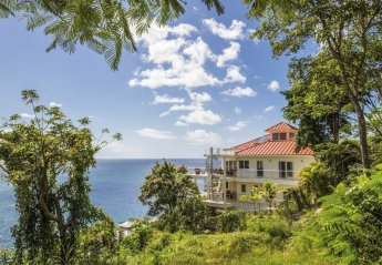 6 bedroom Villa for rent in Marigot Bay