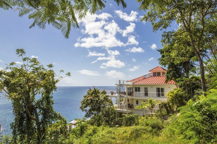 Villa in Saint Lucia, Marigot Bay