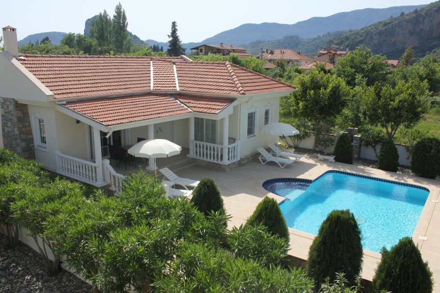 Bungalow in Turkey, Dalyan