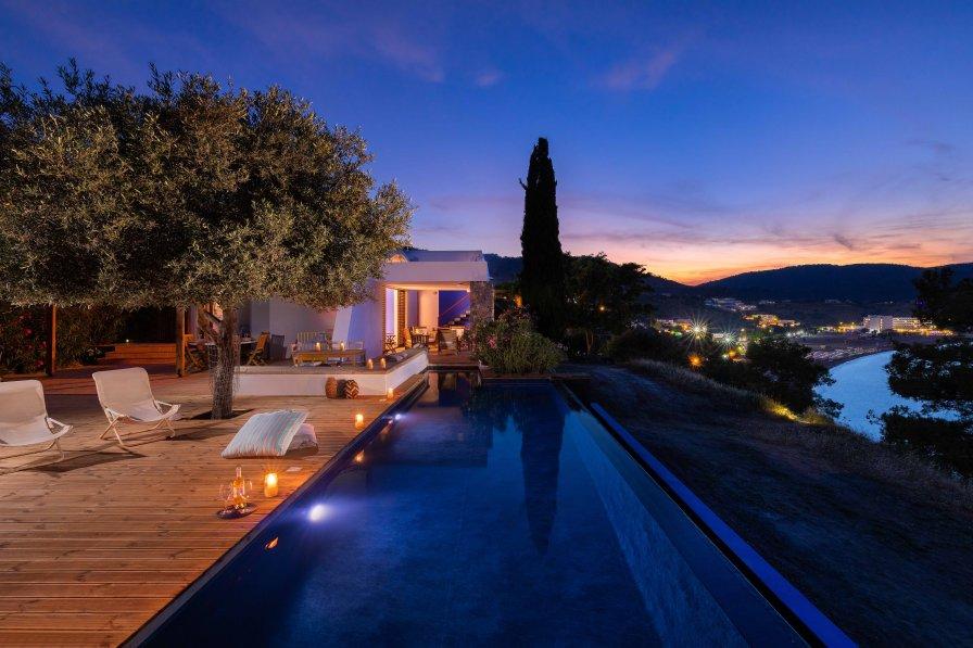 Villa in Greece, Lindos Vliha (Vlicha) Bay