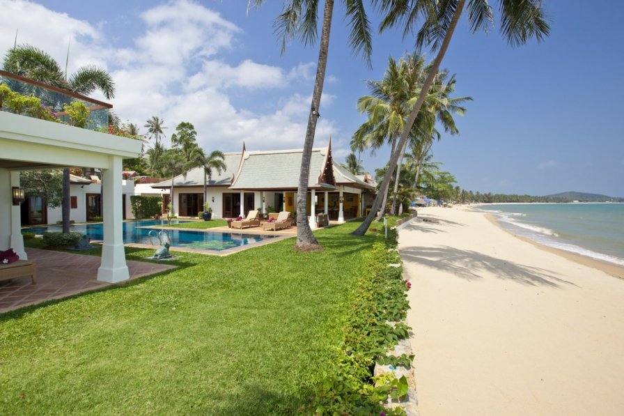Villa in Thailand, Maenam: Villa Lotus at Miskawaan Estate, Private Luxury Villas located on Koh S..