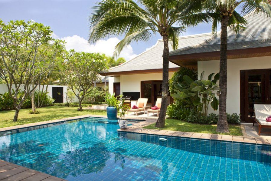 Villa in Thailand, Maenam: Villa Hibiscus at Miskawaan Estate, Private Luxury Villas located on Ko..