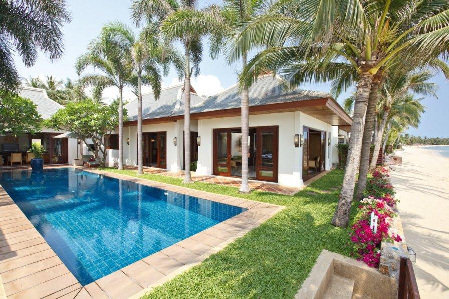 Villa in Thailand, Maenam: Villa Gardenia at Miskawaan Estate, Private Luxury Villas located on Ko..