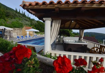 Villa in Croatia, Dubrovnik: Pool and spa