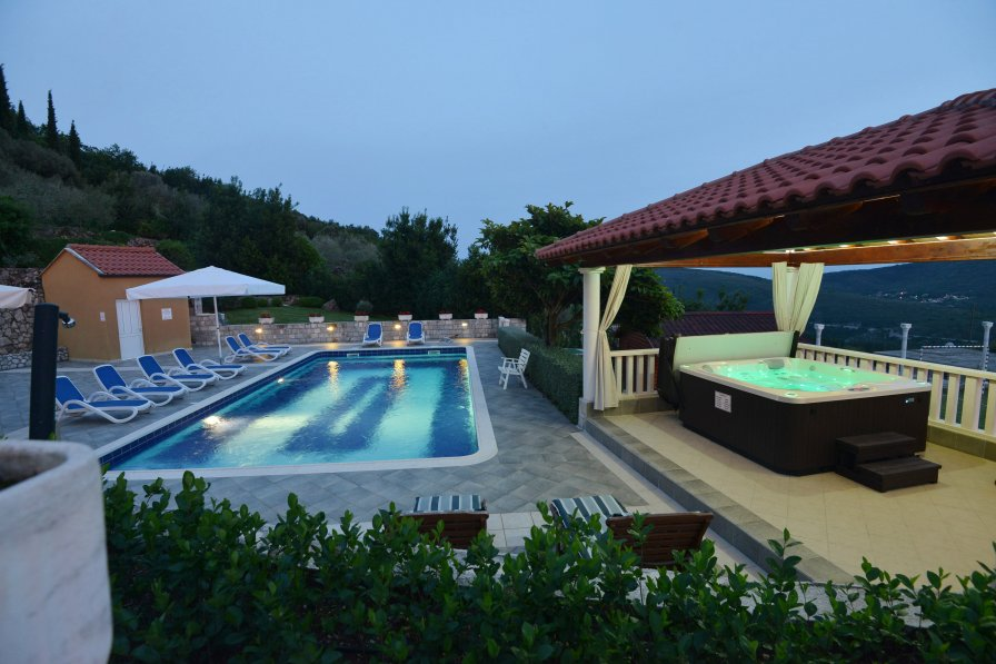 Owners abroad Dubrovnik Country Side Luxury Villa, 15 minutes from Airport