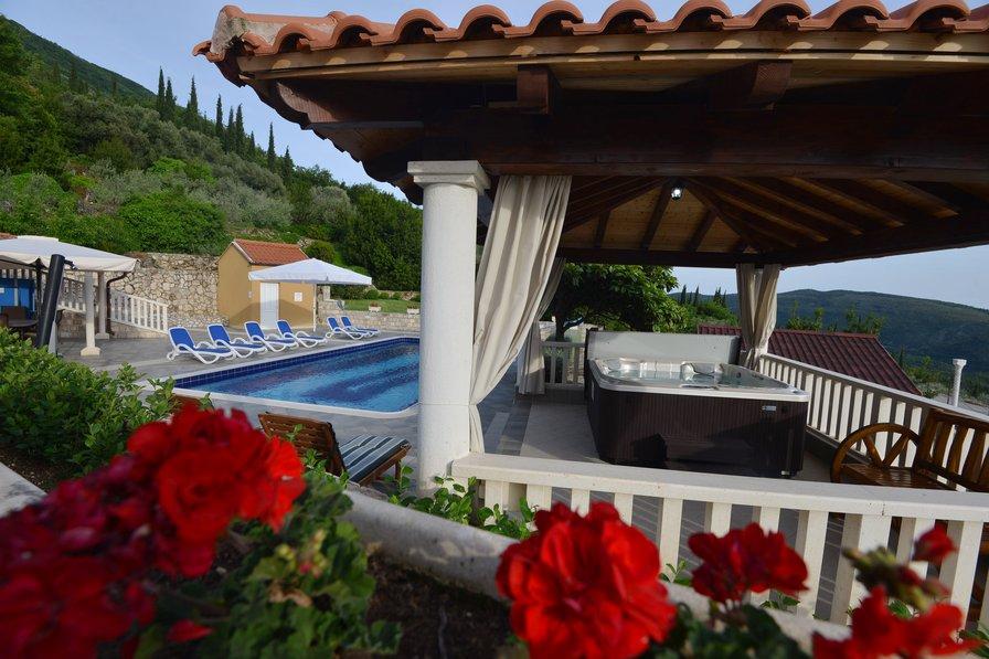 Villa in Croatia, Vodovađa