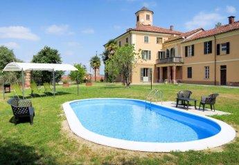 5 bedroom Villa for rent in Asti