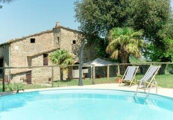 5 bedroom Villa for rent in Pomarance