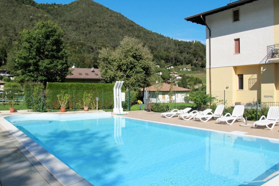 Apartment in Italy, Val Maria-Pur