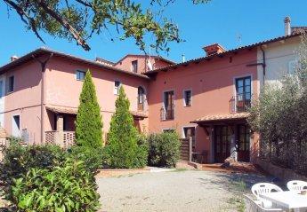 2 bedroom Villa for rent in Certaldo