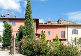 1 bedroom Villa for rent in Certaldo