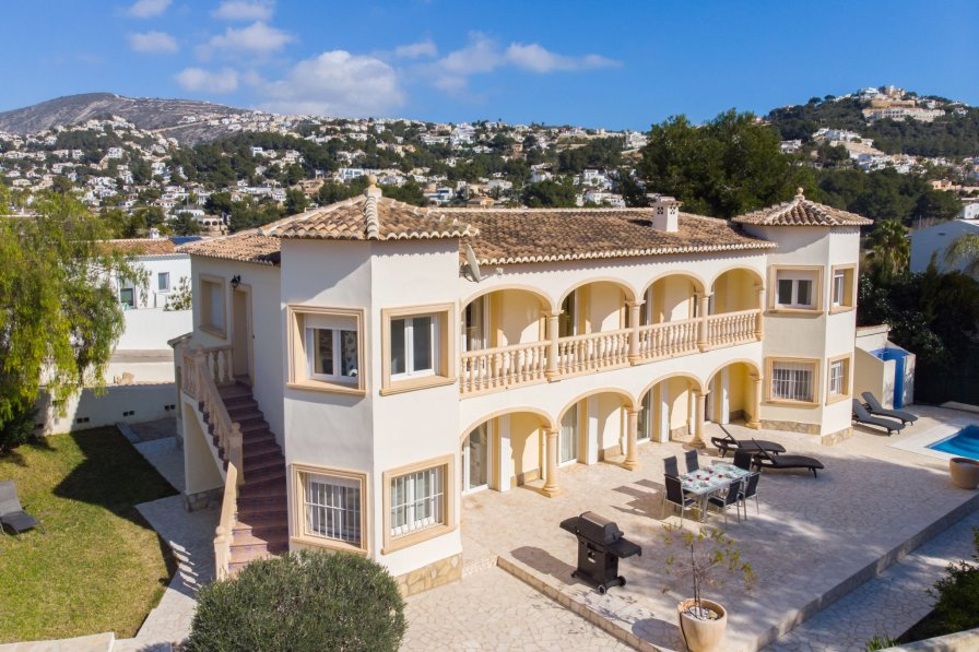 Casa Castellon Moraira