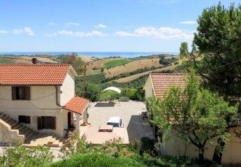2 bedroom Villa for rent in Roseto degli Abruzzi