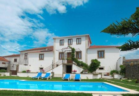 Villa in Prestar, Portugal